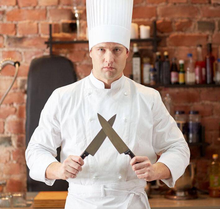 Les meilleurs couteaux de cuisine